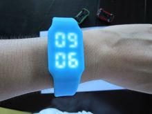 hot selling best cheap Led waterproof usb watch