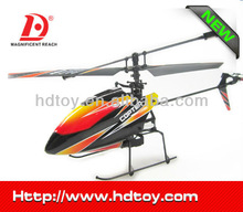 New Arrivals new packing v911-v2 4CH 2.4Ghz 23cm Radio Remote Control RTF single propeller LCD Display Gyro v911 rc helicopter