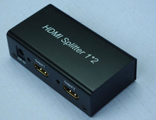 Save 10% vga Coaxial hdmi splitter 2 in 1 out