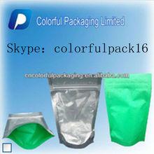 YIN and yang stand up bags with zipper/ziplock lock bag/alibaba cn china
