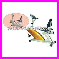 Elliptical Reclining Seat Bike/Stationary Bike for the Lazy/Enjoyable Exercise bicycle