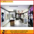 Personalizado loja de exibição móveis loja de decoração loja de óptica projeto