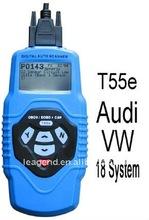 mini LCD monitor 4-keypads VAG professional scan tool T55