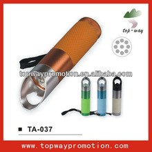 Supply all kinds cheap hot promotion 9 LED torch
