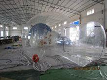 Inflatable Christmas Snow Tent