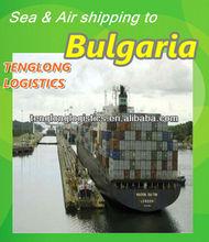 bulk cargo shipping to Sofia/Varna/Burgas of Bulgaria from Dalian Hongkong