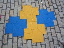 Decorative Stamped concrete supplies