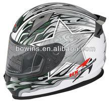 new design racing full face dirt bike helmet