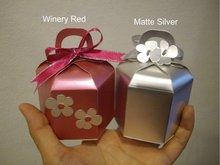 Wedding Door Gift Boxes / Kotak Bunga Telur