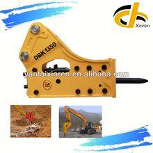 korean edt 2200 side type hydraulic breaker price
