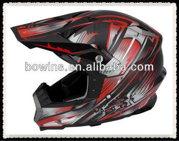 lightweight big neck protective racing helmet