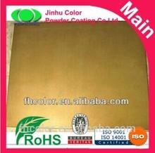 High quality of metallic gold powder paints