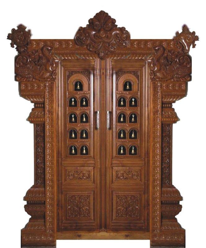 Beautiful Wooden Door 664 x 800