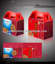 Professional Factory Fruit and Vegetable Packaging Paper Box