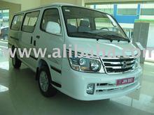 15-Seater Jinbei Haise Mini Bus