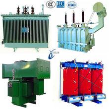 10kv-220kv three phase oil-immersed 300 kva transformers