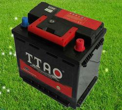 12V DIN auto car battery 45Ah car volta batteries