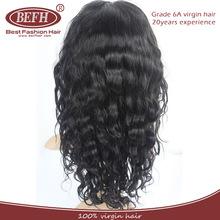 stock order fast shipping virgin AAAAA brazilian hair lace wig