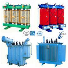 10kv-220kv three phase oil electrical transformers