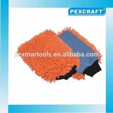 Premium chenille microfiber wash mitt