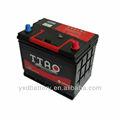12 vsuper power baterias de carro bateria molhada 55d26l