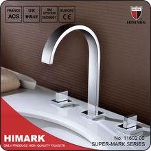 AZ America s1001 dual handle basin faucet
