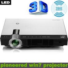 DLP projector 3d glasses active shutter 3d glass projector 1080p dlp link-black