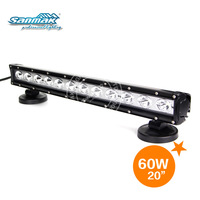 60W 20 inch cree led light bar