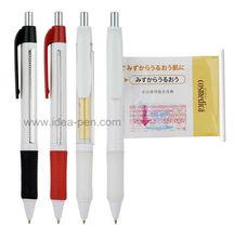 hot selling retactable flag pen
