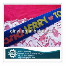 Boxer Waistband Elastic,Nylon Lycra fold Tape