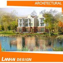 Villa real estate design