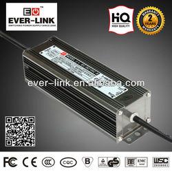 High PFC CE ROHS Certificate 20-36V DC 2100mA 70W waterproof COB LED driver