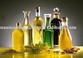 Os óleos essenciais puros/os óleos do portador