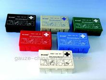 2013 PP kits de primeiros socorros caixas para office / home / ao ar livre