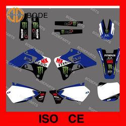 Accessories Motorcycles Decal for Kawasaki/Honda/Suzuki/Yamaha All Years (ST-106)