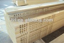 lvl scaffold board/stucco board/scafold aluminum plank kuwait
