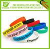 Custom Popular High Quality Promo Silicone Bracelet