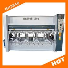 Hot Press Machine HM3948 for Pressing Wood Door