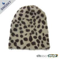 lady faux fur hat for winter