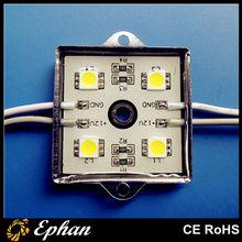 4 pcs 5050 36*36 led module oxidation-resisting steel