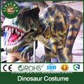 Lisaurus- l0054 dinosaurio mascota traje de cosplay para adultos