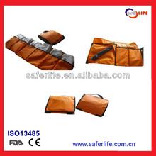 inflatable air splints for hand, foot, ankle, wrist, elbok knee,air splints