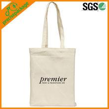 100% Cotton Canvas Shopping Tote Bag (PRA-8102)