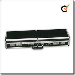 Oblong Shape Aluminium Viola Instrument Case (CSL010)