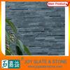 black slate decorative stone for wall cladding