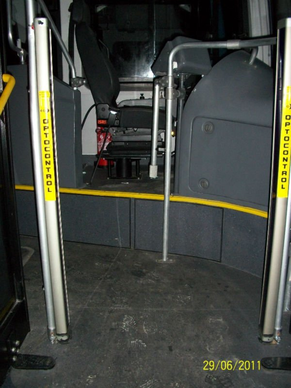 contador automatico de pasajeros