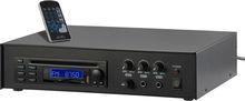 HY880CD 50W amplifier AC 220V/0.5A ; DC 12V/4A 8ohms output MP3 PLAYER