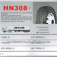Aeolus Truck Tires 11R22.5