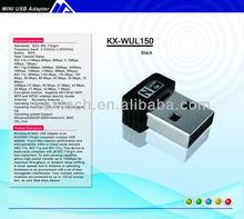 IEEE802.11b/g/n 150M Wireless usb adapter