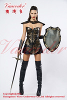 Halloween cosplay costumes,sexy women costume for manufacture 3054